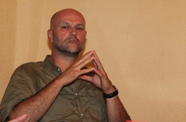 Predsjednik HND-a Saša Leković (Foto: Tris/H. Pavić)