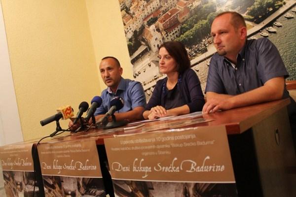 Hrvoje Zekanović, Diana Dunkić Matić i   Igor Friedrich (Foto: Tris/H. Pavić)