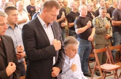 Glogoški i Klemm na proslavi u Šibeniku: Izbore ne bi vezivali za događanja iz rata