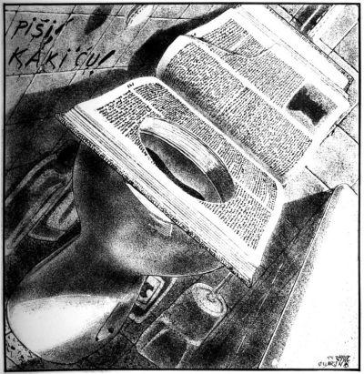 Ilustracija Alema Ćurina