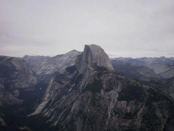 Glacier Point - neodoljivi izazov za penjače