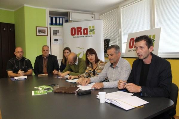 Konferencija za novinare ORaH-a (Foto: Tris/H. Pavić)
