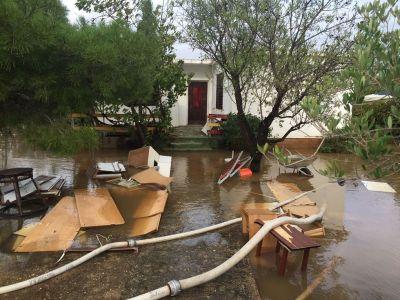 Žale se i Tribunjci: 'Još uvijek čekamo na proglašenje elementarne nepogode'