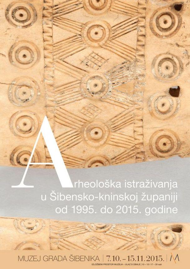 plakat arheoloske izlozbe