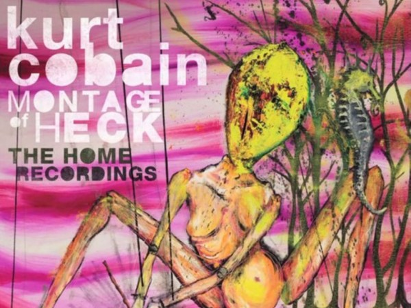 Kurt Cobain 'Montage of Heck'