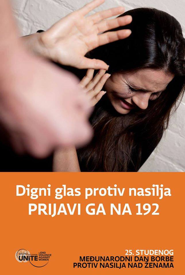 Alarm: U Europskoj uniji svaki dan zbog nasilja umire sedam žena