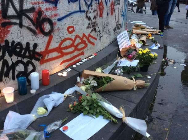 Pariške ulice danas (foto Danica Mračević Jurišić)