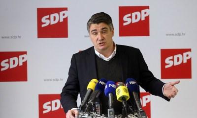 Milanović: Petrova za predsjednika Sabora