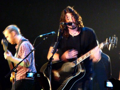 Foo Fighters (Wikipedia)