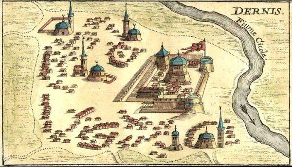 Drniš za turske vladavine (Muzej Grada Drniša)