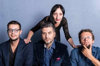 Damir Imamović (u sredini) i njegov Sevdah Takht (Foto: Albert Moser)