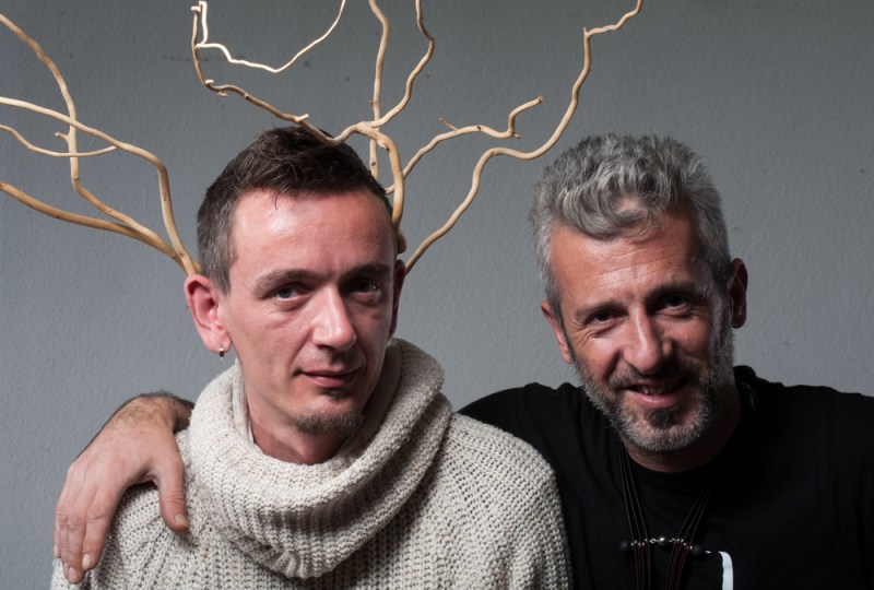 Danijel Hrg i Nino Šolić (Foto: Ivana Kaponja)