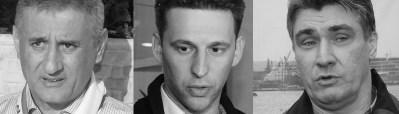 "Portret tjedna/""Trio fantastikus""- Petrov, Karamarko, Milanović: Izbornik i dva igrača s klupe"
