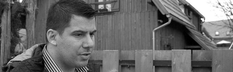 """Portret tjedna/Nikola Grmoja, dopredsjednik Mosta: Čovjek na """"Kristovom putu""""…"""