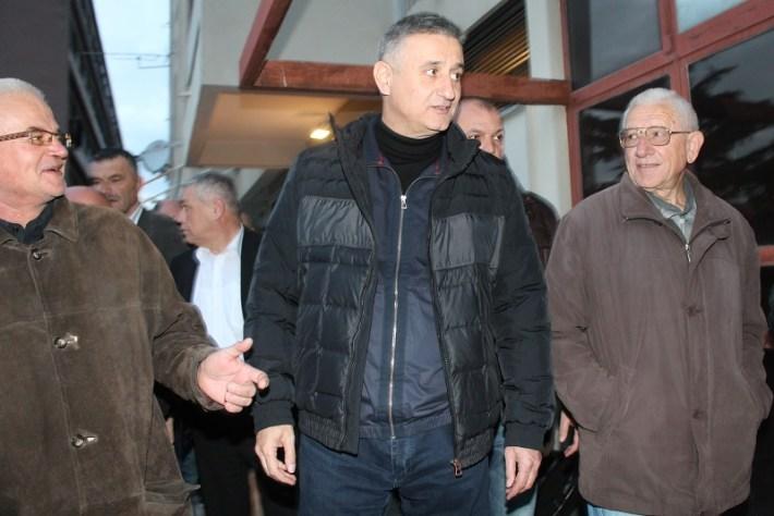 Tomislav Karamarko i Božo Petrov u Šibeniku (Foto H. Pavić) (1)