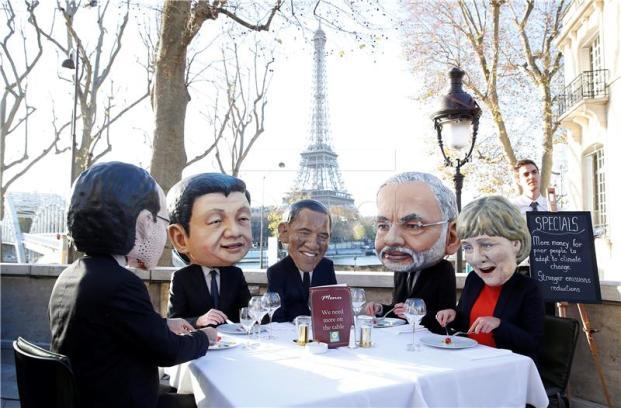 Pariški sporazum: predstava ili nešto drugo (foto HINA)