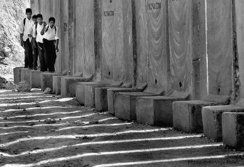 prica o Izraelskom zidu, Sawareh, predgradje Jeruzalema