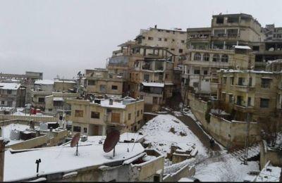 Konvoj s pomoći krenuo u opkoljeni sirijski grad