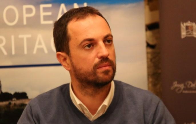 Konferencija Društva 'Juraj Dalmatinac' - Nikola Grubić (Foto H. Pavić) (2)