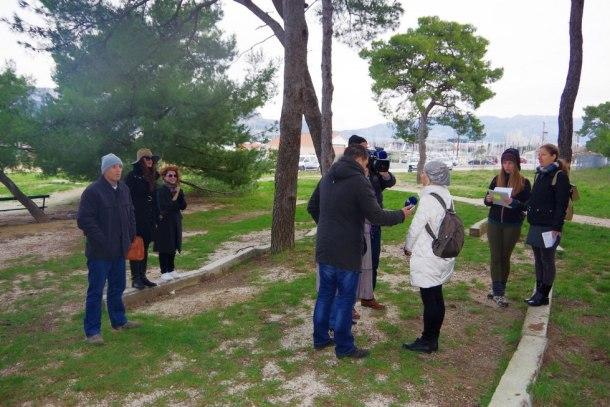 Predstavljanje novog projekta zaštite Marjana (foto: Udruga Sunce)