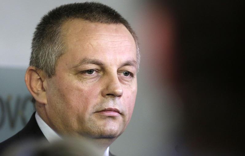 Ministar Mijo Crnoja podnio ostavku