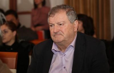 Saborski zastupnik i bivši zamjenik župana Mirko Rašković (Foto: Tris/H. Pavić)