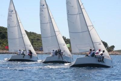 U petak starta druga regata iz ciklusa WSC Fleet Race Cup Šibenik 2016.