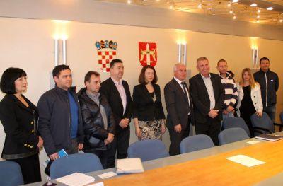 Potpisani prvi ugovori za subvencije gospodarstvenicima iz županijskog proračuna