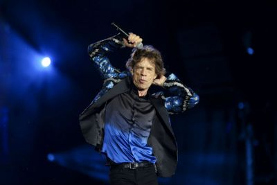 Mick Jagger (Foto: EPA/SEBASTIAO MOREIRA)