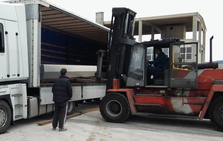 TLM - prvi blokovi aluminija stigli u tvornicu (1)