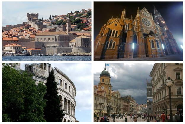 Četiri hrvatska grada kandidati za Europsku prijestolnicu kulture