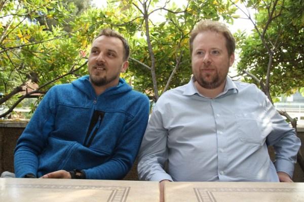 Domagoj Zaninović i Luka Keller