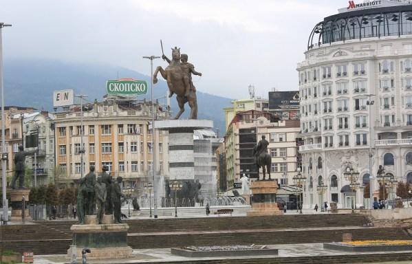 Skopje (Foto: Tris/H. Pavić)