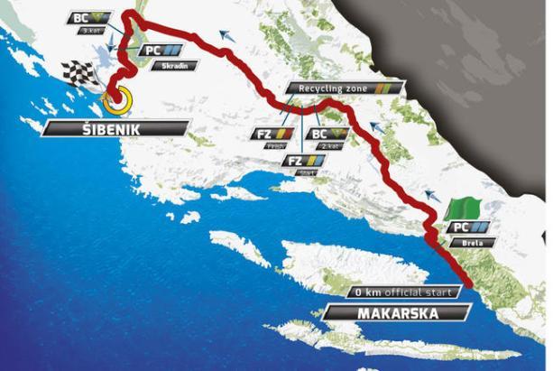 Tour of Croatia 1