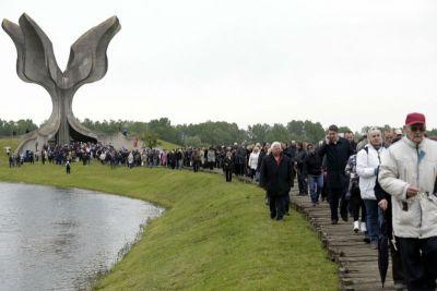 Na komemoraciji SABA u Jasenovcu više od dvije tisuće ljudi