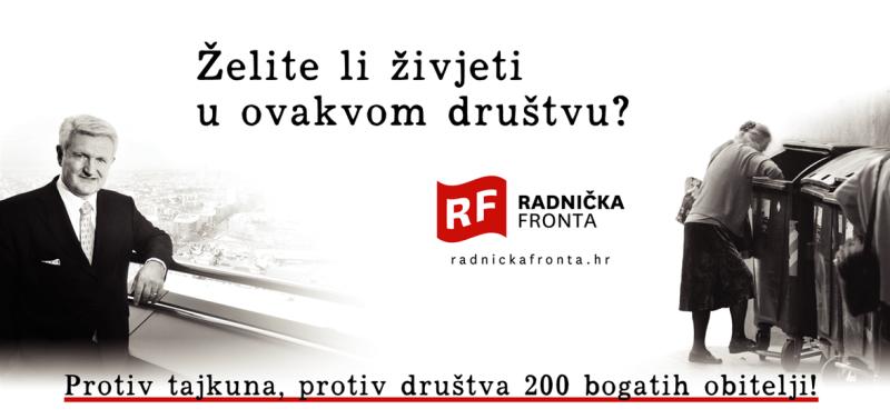 Koga briga gdje je Todorić, ali gdje je pravda?!