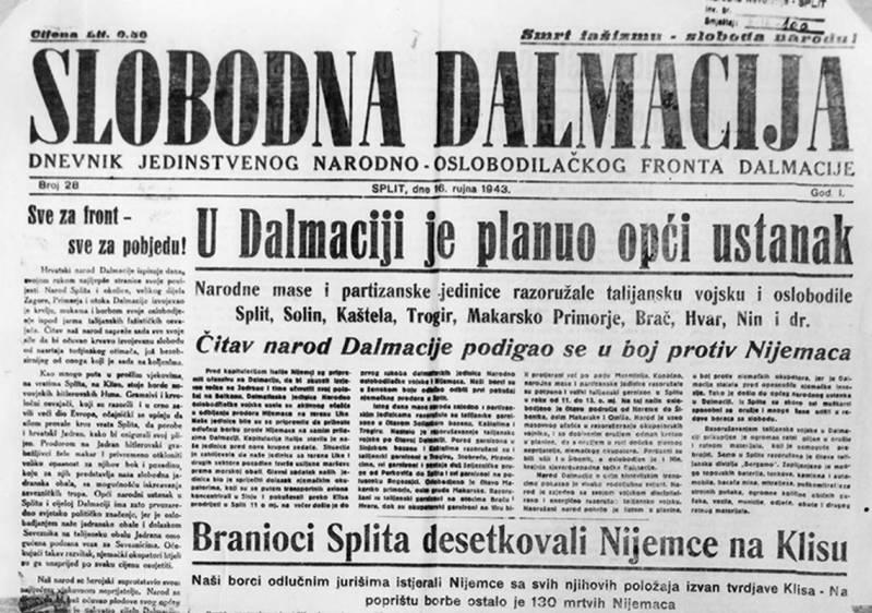 Lekcija za budale: Na jučerašnji dan je 'domoljub' Pavelić Talijanima poklonio Dalmaciju, otoke, Hrvatsko primorje, Gorski kotar i Boku kotorsku