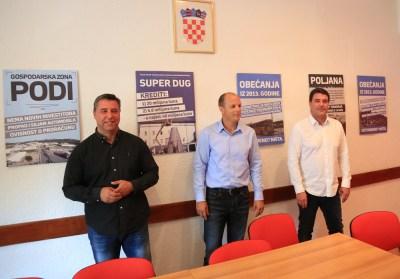 SDP-ova 'Soba neispunjenih predizbornih obećanja dr. Željka Burića'