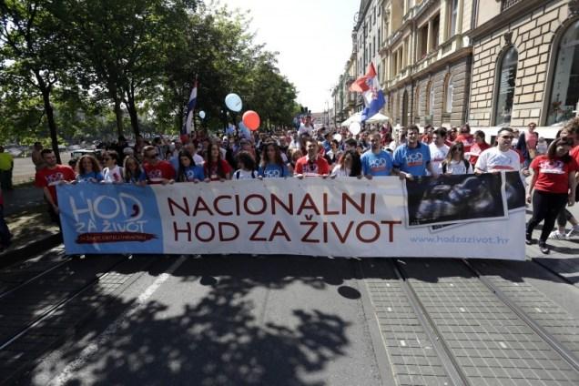 Prosvjed protiv prava na pobaèaj