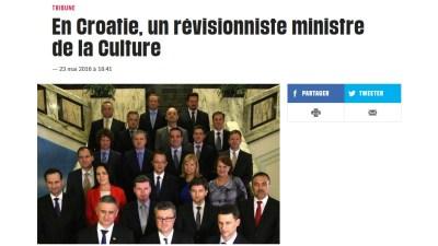 Isječak iz francuskih medija