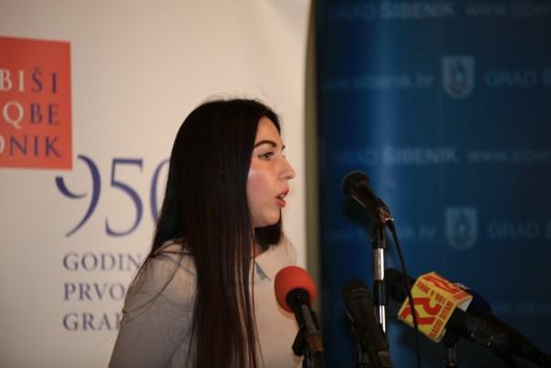 Nezavisna vijećnica Iris Ukić-Kotarac (Foto: Tris/H. Pavić)