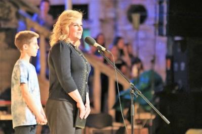 Otvaranje 56. MDF-a: Predsjednica Kolinda Grabar-Kitarović na 'Čarobnjaku z Oza'