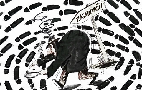 Izložba karikatura u organizaciji NP Krka: Ekološke zavrzlame