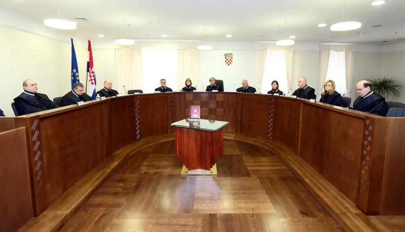 Izabrano deset (političkih) sudaca Ustavnog suda
