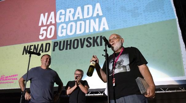 Motovun: Nenad Puhovski nagraðen za pola stoljeæa filmske izdržl