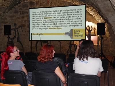 Dodjelom nagrada zatvoren Tabor film festival