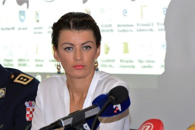 Josipa Rimac izbačena s izborne liste HDZ-a