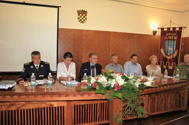 Konferencija Odbora za organizaciju proslave Oluje (Foto: Tris/H. Pavić)