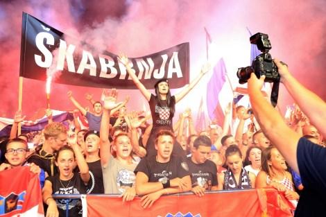 Koncert Marka Parkovića Thompsona (Foto: Tris: Hrvoslav Pavić))