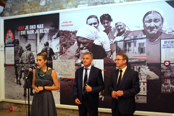 Marijana Klisović, Ivica Poljičak i Željko Burić (Foto: Jozica Krnić)